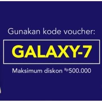 Promo Ekstra Diskon dan Kredit Samsung Galaxy Series di Blibli