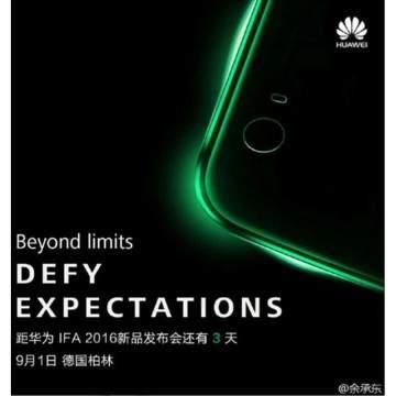 Smartphone Huawei Nova dan Nova Plus Mejeng di IFA 2016
