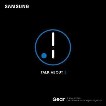 Samsung Gear S3 Ramaikan Ajang IFA Berlin 2016