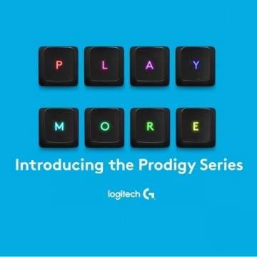 Logitech Perkenalkan Perangkat Gaming Prodigy
