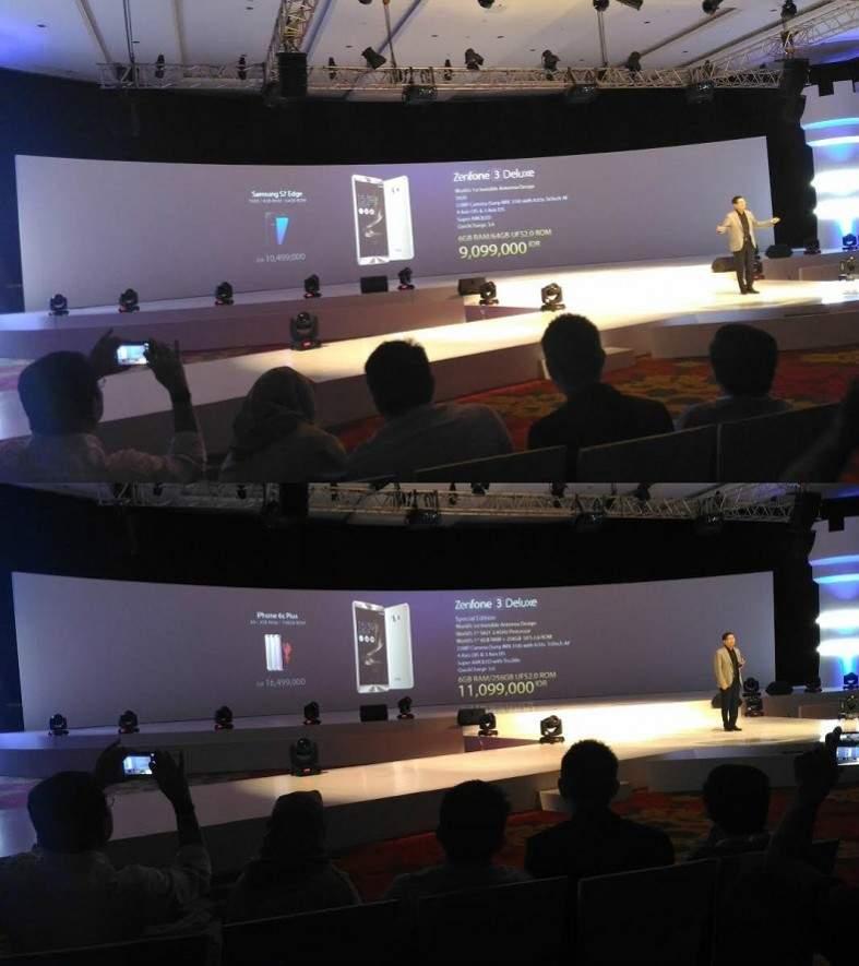 Zenfone 3 Indonesia