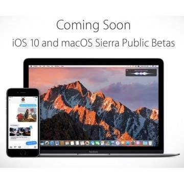 iOS 10 Dirilis 13 September dan MacOS Sierra 20 September
