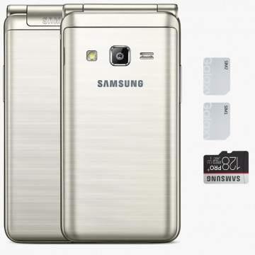Samsung Galaxy Folder 2 Dirilis dengan Desain Lipat Layar 3,8 inci
