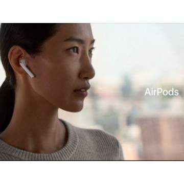 Mengulas AirPods, Earphone Wireless Pertama dari Apple