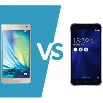 ASUS ZenFone 3 5.5 ZE552KL VS Samsung Galaxy A7 (2016), Mana Lebih Unggul?