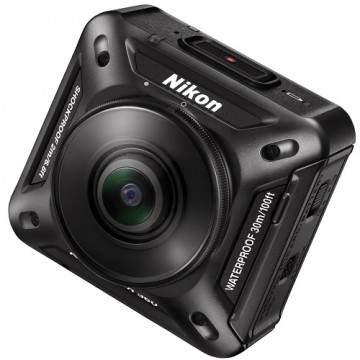 Nikon Perkenalkan Action Cam Terbaru Fitur 4K, Nikon KeyMission 360, 170, 80