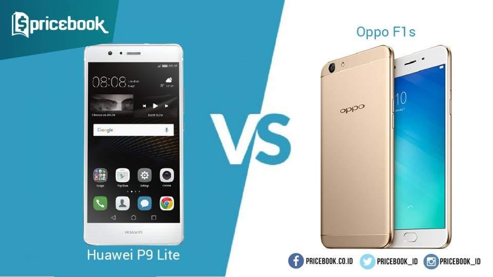 Huawei P9 Lite VS Oppo F1s: Perebutan Gelar Selfie Expert di Kelas Menengah