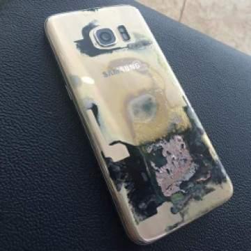 Galaxy Note 7 Pengganti Kembali Overheating dan Galaxy S7 Edge Dilaporkan Terbakar di Filipina