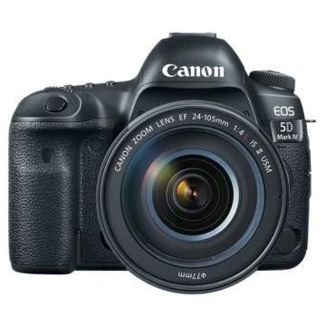 Canon EOS 5D Mark IV Resmi Dipasarkan di Indonesia