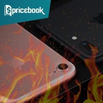 Heboh, iPhone 7 Meledak Melukai Wajah Penggunanya