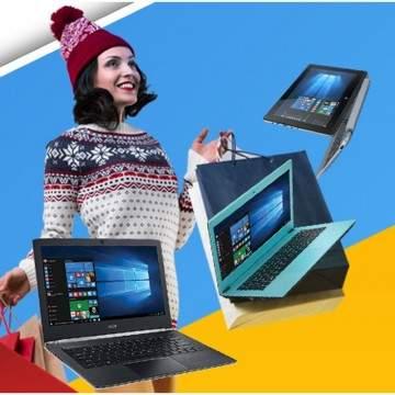 Empat Laptop Acer Ini Bisa Dicicil Tanpa Kartu Kredit