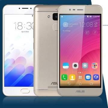 Asus Zenfone Pegasus 3 dan 6 HP Android Terbaru Ini Bisa Dibeli Lewat Tokopedia