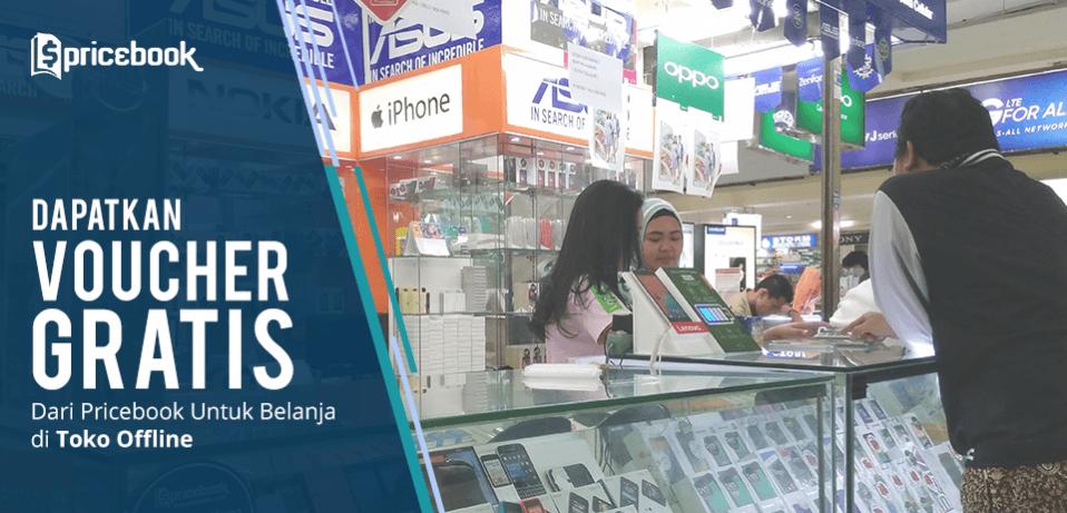 Pricebook Bagi Bagi Voucher Diskon Buat Beli Hp Xiaomi Di
