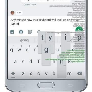 Keyboard Samsung Galaxy S6 dan S7 Dilaporkan Bermasalah