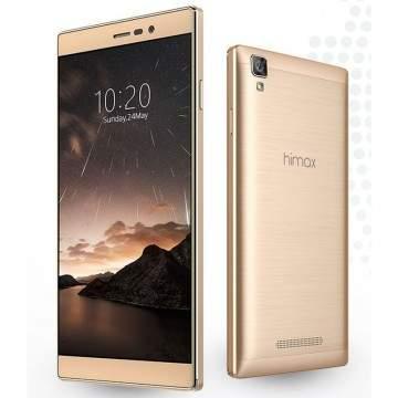 Himax H One, Ponsel Android 4G Terbaru dengan Baterai 4000 mAh