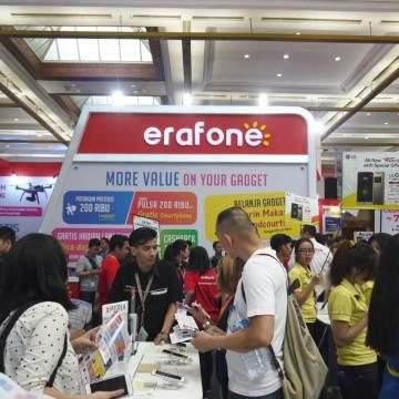 Ini Dia Daftar Harga HP Murah di Erafone Clearance Sale Indocomtech 2016!