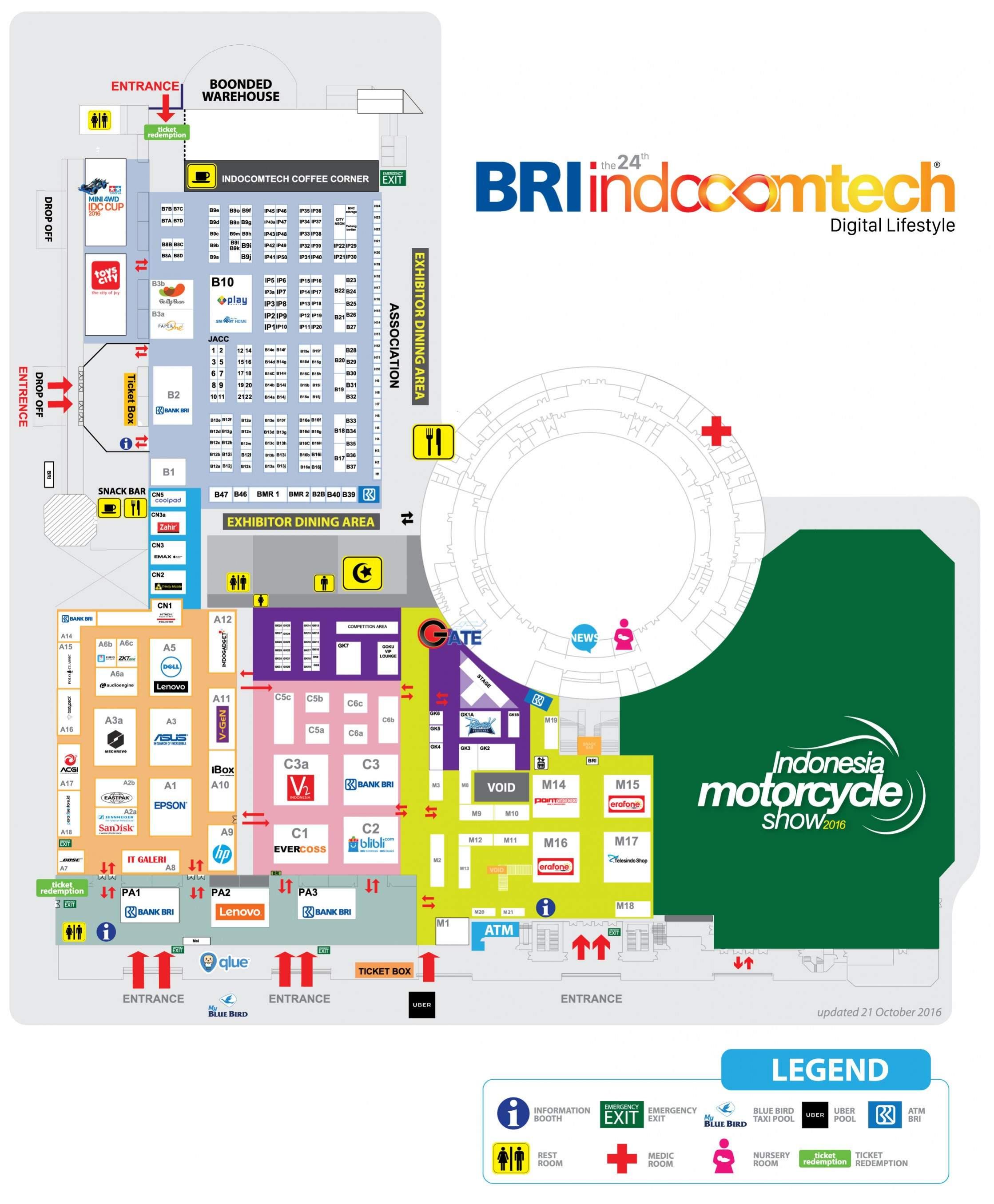 Indocomtech 2016