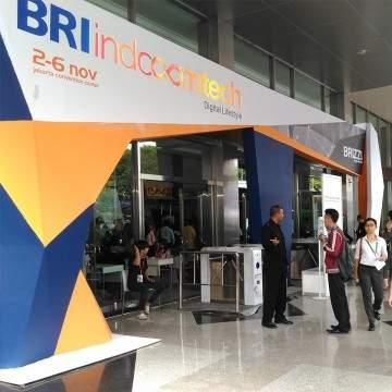 Resmi Dibuka, BRI Indocomtech 2016 Banyak Promo Diskon Gagdet