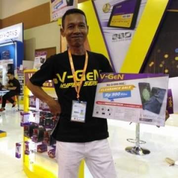 Promo Diskon Memori V-Gen di BRI Indocomtech 2016