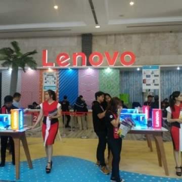 Lenovo Pamer Moto Z di Ajang Indocomtech 2016