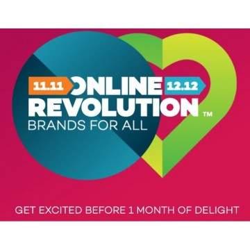 Jajaran Promo Berbagai Toko Online yang Ikut Online Revolution