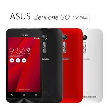 Asus Rilis ZenFone Go ZB450KL Versi 4G LTE