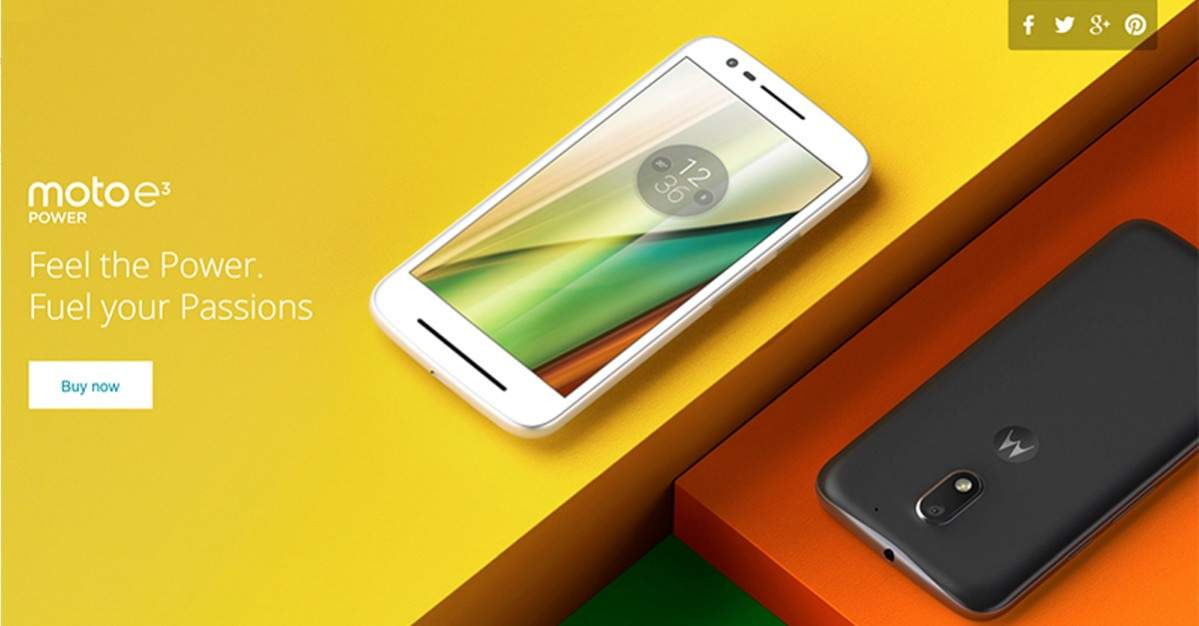 Motorola E3 Power Dan 4 Hp Android Canggih Ini Dijual Termurah Di