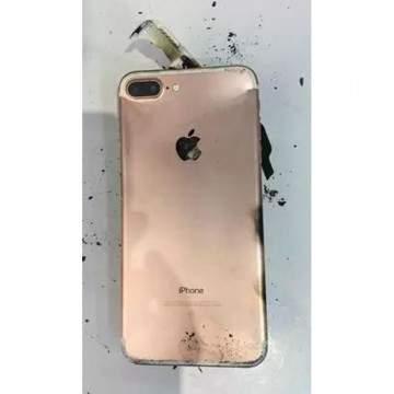 Sebuah iPhone 7 Plus Kembali Meledak di Cina