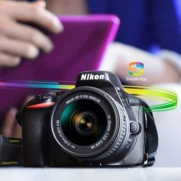 Nikon D5600 Rilis dengan Fitur Bluetooth dan SnapBridge Baru