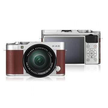 Kamera Mirrorless Fujifilm X-A3 Masuk Indonesia Harga Rp8,8 Juta