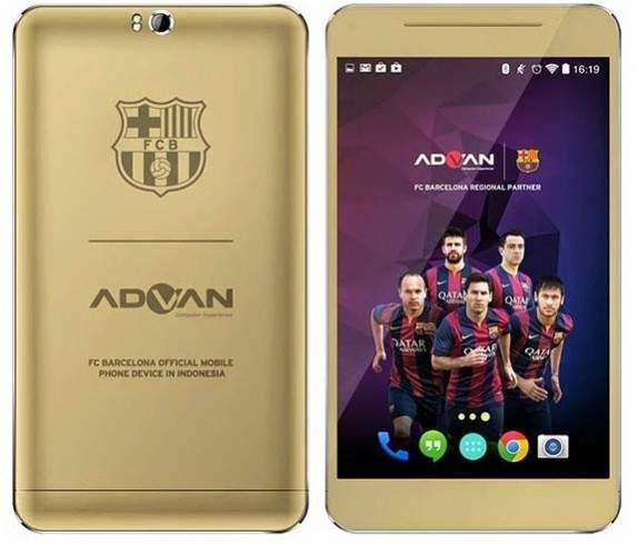 10 Tablet Advan Di Bawah Rp1 Juta Dengan RAM 1GB
