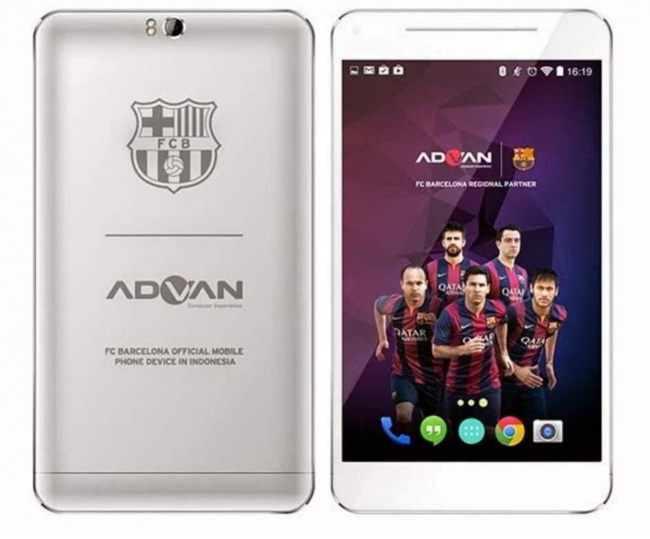 Advan Vandroid T1X Pro