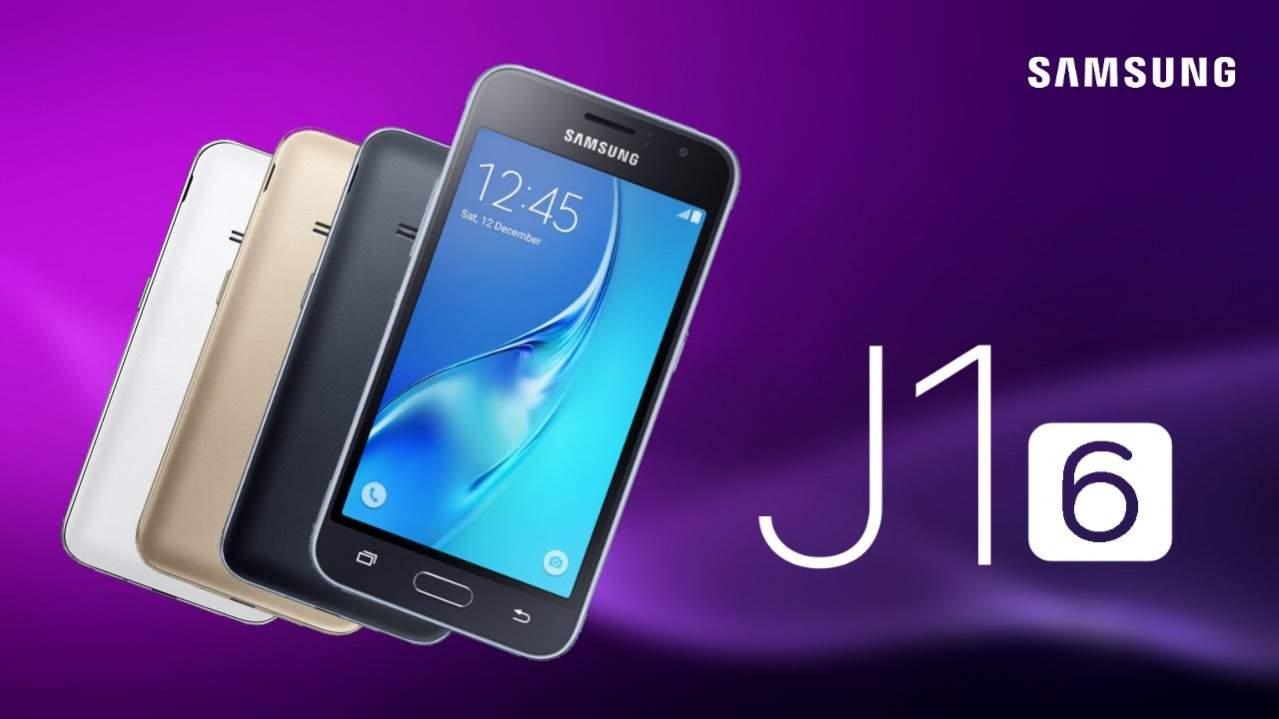 Samsung Galaxy J1 2016 SM J120F