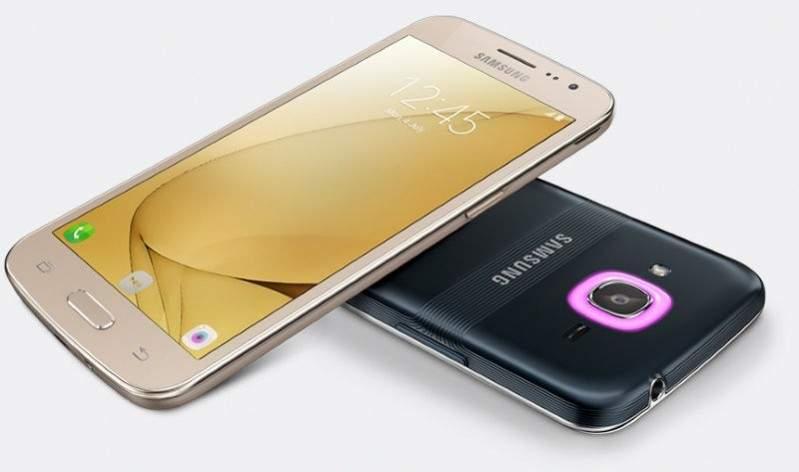 Samsung Galaxy J2 2016 Hadir Dengan Bodi Yang Ramping Sehingga Akan Terasa Pas Saat Berada Di Genggaman Tangan Anak Anda