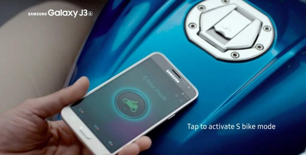 Samsung Galaxy J3 2016 Juga Memiliki Bodi Yang Ramping Dengan Bezel Panel Layar Hanya 456 Mm Pegangan Berkontur Untuk Mengurangi Resiko Terlepas Saat