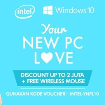 Pilih Laptop HP, Dell, Lenovo di Harbolnas Blibli ? Harga Sama Murahnya Kok!