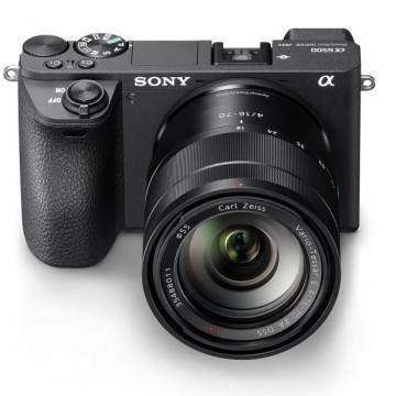 Kamera Mirrorless Sony α6500 Terbaru dengan Performa Menawan