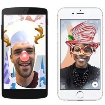 Update Facebook Hadirkan Fitur Live Mask Untuk Meriahkan Akhir Tahun