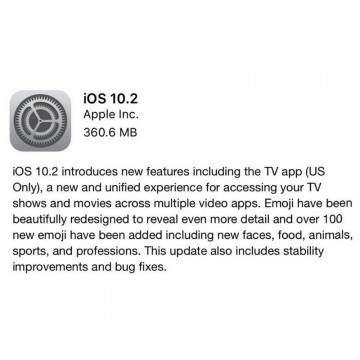 Update Sistem iOS 10.2 Membuat Baterai iPhone Boros
