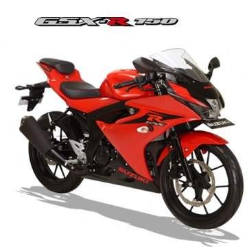 Suzuki Produksi Massal Motor Sport GSX 150 di Indonesia