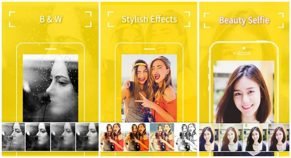 Camera 360 Lite Jadi Salah Satu Aplikasi Google Play Terbaik