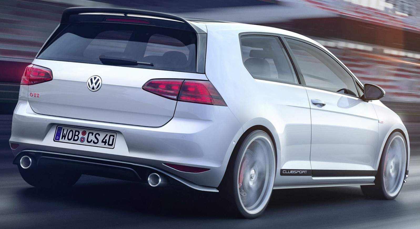 Volkswagen Golf GTI Clubsport Edition 40 Hanya Ada 1 000 Unit di