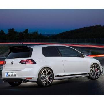 Volkswagen Golf GTI Clubsport Edition 40 Hanya Ada 1,000 Unit di Dunia