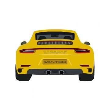 Porsche 911 dan 4 Mobil Ini Paling Banyak Dicuri di Inggris
