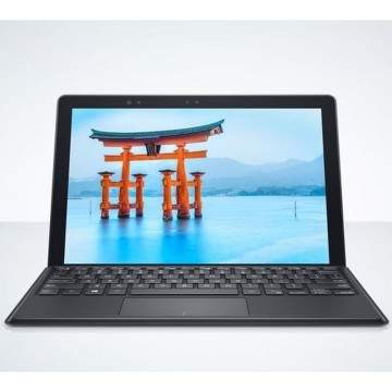 CES 2017 Dell Umumkan Penantang Surface Pro, Dell Latitude 5285