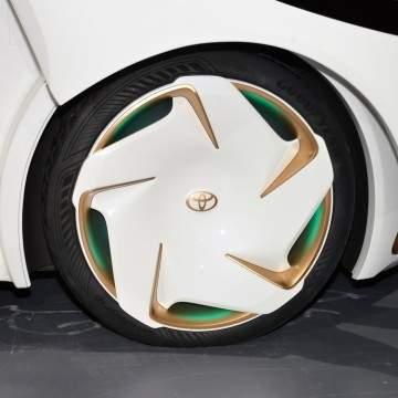 Toyota Pamerkan Mobil Masa Depan Concept-i Berteknologi AI