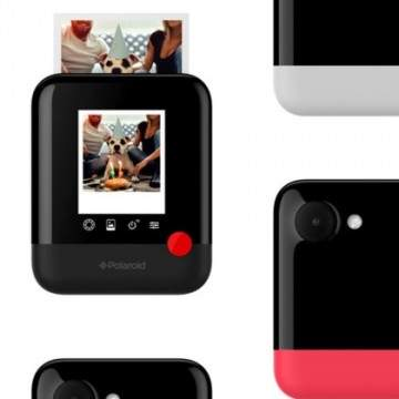 Polaroid Pop, Kamera Instan Berkekuatan 20 MP