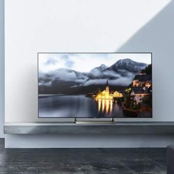 Jajaran TV 4K Terbaru Yang Diperkenalkan Awal 2017