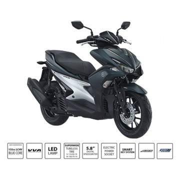 Harga Yamaha Aerox 155 Mulai Rp21-26 Jutaan di Indonesia