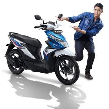 10 Motor Paling Laris di Indonesia di tahun 2016
